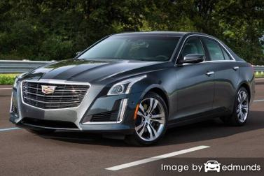 Insurance quote for Cadillac CTS in Anchorage
