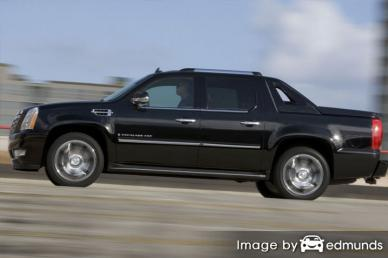 Insurance rates Cadillac Escalade EXT in Anchorage