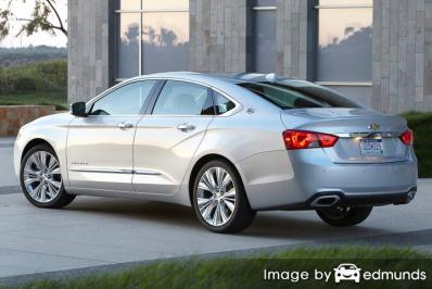 Insurance quote for Chevy Impala in Anchorage
