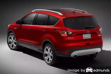 Insurance quote for Ford Escape in Anchorage