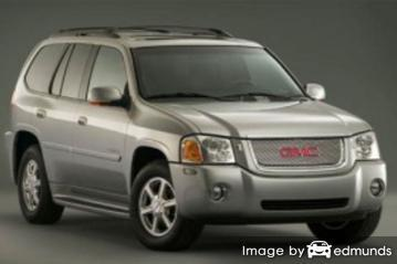 Insurance quote for GMC Envoy in Anchorage