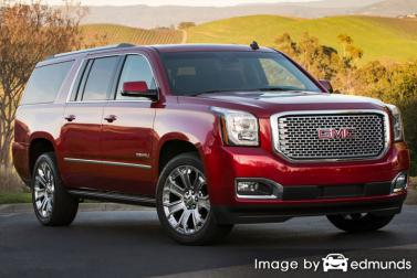 Insurance for GMC Yukon