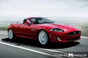 Insurance for Jaguar XK