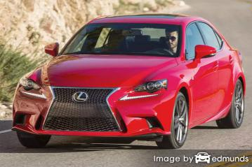 Discount Lexus IS 200t insurance