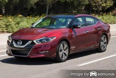Insurance for Nissan Maxima