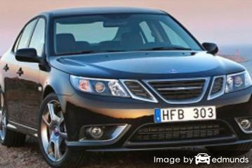 Insurance quote for Saab 9-3 in Anchorage