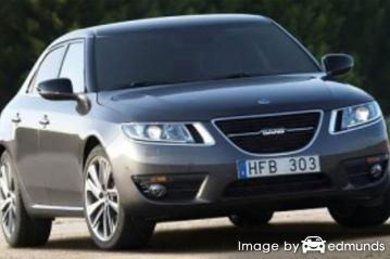 Insurance quote for Saab 9-5 in Anchorage