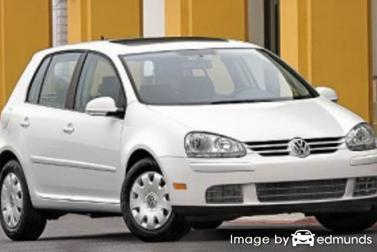 Insurance quote for Volkswagen Rabbit in Anchorage