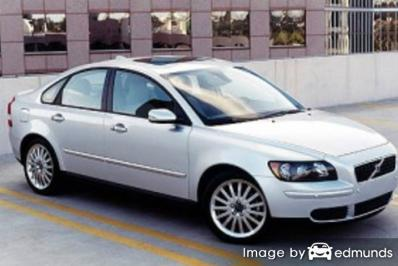 Insurance rates Volvo S40 in Anchorage
