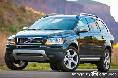 Insurance quote for Volvo XC90 in Anchorage
